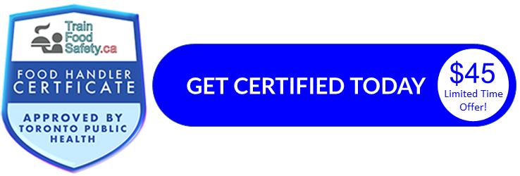 Get certified today